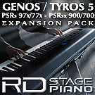Yamaha Exapnsion Pack RD Stage Piano
